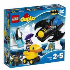 5702015597876:レゴ デュプロ バットマン バットウイング アドベンチャー 10823【新品】 LEGO 知育玩具