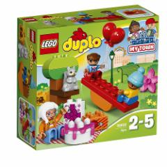 5702015865586:レゴ デュプロ デュプロ(R)のまち バースデーピクニック 10832【新品】 LEGO 知育玩具