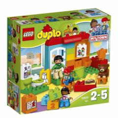 5702015865593:レゴ デュプロ デュプロ(R)のまち ようちえん 10833【新品】 LEGO 知育玩具
