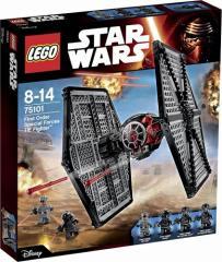 5702015865630:レゴ スター・ウォーズ ファースト・オーダー・スペシャルフォースTIEファイター[TM] 75101【新品】 LEGO スターウォー…
