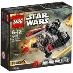 5702015866507:レゴ スター・ウォーズ マイクロファイターTIEストライカー 75161【新品】 LEGO スターウォーズ 知育玩具