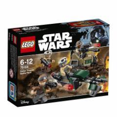 5702015866750:レゴ スター・ウォーズ バトルパック レベル・トルーパー 75164【新品】 LEGO スターウォーズ 知育玩具