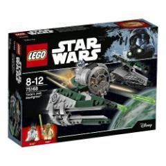 5702015866859:レゴ スター・ウォーズ ヨーダのジェダイ・スターファイター 75168【新品】 LEGO スターウォーズ 知育玩具