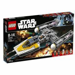 5702015867610:レゴ スター・ウォーズ Yウィング・スターファイター 75172【新品】 LEGO スターウォーズ 知育玩具
