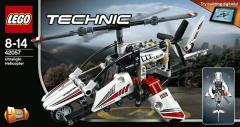 5702015869447:レゴ テクニック 超軽量ヘリコプター 42057【新品】 LEGO 知育玩具