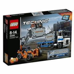 5702015869690:レゴ テクニック コンテナトラック & ローダー 42062【新品】 LEGO 知育玩具