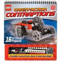 0730767476977:レゴ テクニック Lego Crazy Action Contraptions【新品】 LEGO 知育玩具