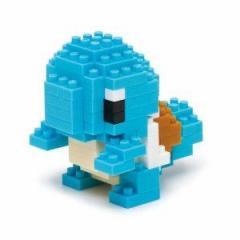 4972825146224:ナノブロック ポケットモンスター ゼニガメ NBPM-004【新品】 nano block