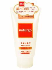 ナチュルゴ天然ホワイトクレイ洗顔パック【J】