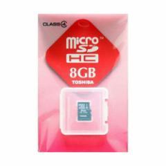 [東芝] microSDメモリカード 8GB SD-ME008GS