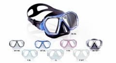 AQUALUNG(アクアラング) ニーナマスク ダイビング シュノーケリング Nina Mask