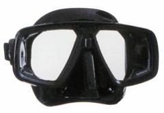 AQUALUNG(アクアラング) ルック マスク BKシリコーン [218000] ダイビング シュノーケリング ルックマスク