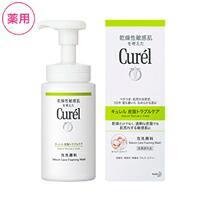 花王 キュレル 皮脂トラブルケア 泡洗顔料 150ml キュレル/乾燥肌/敏感肌/保湿/低刺激