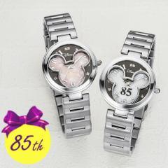 ミッキー85周年記念 フェイスウォッチ(シリアルナンバー入り腕時計/レディース/メンズ)【無料ラッピング対応可】