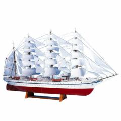 木製模型 帆船 1/160 日本丸 帆付(模型/手作りキット/帆船/帆船模型)【R】