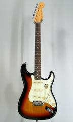 Fender Japan Exclusive Classic 60s Strat Texas Special 3TS (Fine Tuned by KOEIDO)【ストラップ、コンパクトスタンド付き】