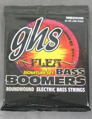 GHS FLEA Signature BASS BOOMERS フリーモデル・エレキベース弦[M3045F]【送料無料】