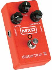 【台数限定特価!】MXR M-115 DISTORTION III【送料無料】