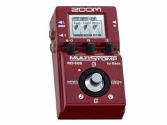 ZOOM MULTI STOMP MS-60B for Bass【即納】【送料無料】