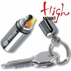 ハイマウント[Highmount]HMT14573 トゥルーユーティリティー・ファイヤースタッシュ ゆうメール不可 TRUE UTILITY キーリング付きオイ