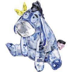 SWAROVSKI スワロフスキー ディズニー クリスタルフィギュア(イーヨー)Disney クマのプーさん Winnie The Pooh 贈り物 ギフト 1142842