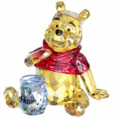 SWAROVSKI スワロフスキー ディズニー クリスタルフィギュア(くまのプーさん)Disney クマのプーさん Winnie The Pooh 贈り物 1142889