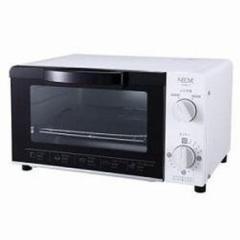 ネオーブ オーブントースター ホワイト 簡単操作 ...
