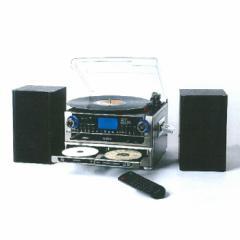 CDにコピーできる多機能プレーヤー とうしょう TCDR-286WC