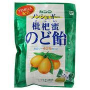 カンロ ノンシュガー枇杷蜜のど飴 90g×6個
