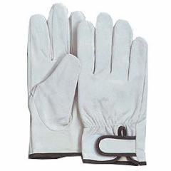 【革手袋・皮手袋】豚革手袋 内綿タイプ 3双入×5セット[総数15双]/品番:R-353 (M・L・LLサイズ) おたふく手袋 (作業用手袋)<豚革/
