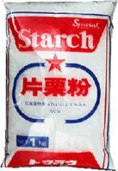 【送込】片栗粉 1kg×12袋