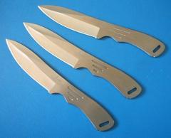 UNITED(ユナイテッド)  GH2005 ギル・ヒブン ジェネレーション2 スローイングナイフ 3本セット
