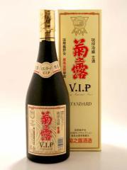 【菊之露酒造】 菊之露 VIP 泡盛30度 720ml 【泡盛】