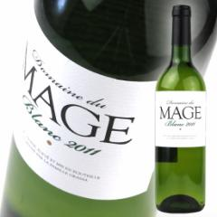 【ドメーヌ デュ マージュ】 マージュ ブラン [2015] 750ml 白  Domaine du Mage Mage Blanc