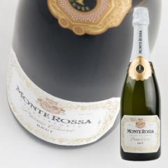 【モンテ ロッサ】 プリマ キュヴェ フランチャコルタ ブリュット 750ml・白泡
