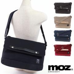 moz モズ メンズ レディース バッグ ショルダーバッグL (ZZCI-02A FW16)
