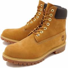 Timberland ティンバーランド メンズ ブーツ 6 inch Premium Boot 6インチ プレミアムブーツ Wheat Nubuck (10061 SS15)