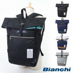 ビアンキ メンズ レディース Bianchi ロールトップ バックパック (BYUY-04 SS16)