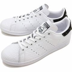 adidas Originals アディダス オリジナルス STAN SMITH メンズ レディース スタンスミス Rホワイト/Cブラック/Cブラック (BA7443 SS17)
