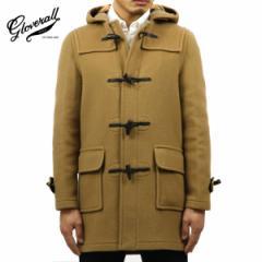 グローバーオール GLOVERALL メンズ アウタージャケット ダッフルコート Duffel Coat 920 TAN CT Cloth Camel/Buchanan