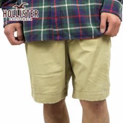 ホリスター HOLLISTER 正規品 メンズ ショートパンツ SHORT PANTS カーキ