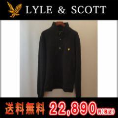 ライルアンドスコット LYLE&SCOTT BUTTON UP FLEECE KL793V02 フリース ブラック 10P13Jun14