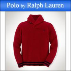 ポロ ラルフローレン キッズ POLO RALPH LAUREN CHILDREN 正規品 子供服 ボーイズ セーター Cotton Shawl-Collar Sweater #23947396