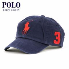 ポロ ラルフローレン POLO RALPH LAUREN 正規品 メンズ キャップ Big Pony Hat NAVY