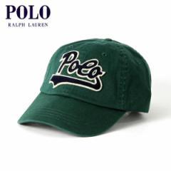 ポロ ラルフローレン POLO RALPH LAUREN 正規品 メンズ 帽子 キャップ SCRIPT COTTON CAP