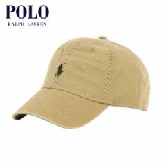 ポロ ラルフローレン POLO RALPH LAUREN 正規品 メンズ 帽子 ポニー刺繍入り キャップ COTTON CHINO BASEBALL CAP