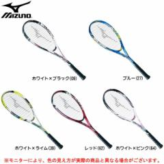 MIZUNO(ミズノ)テクニクス200(63JTN675)軟式テニス ソフトテニス ラケット ガット張り上げ