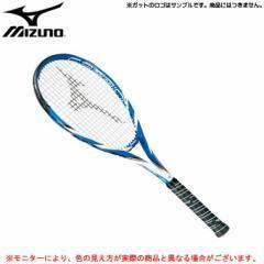 MIZUNO(ミズノ)カッシーニ 98(6TH152)硬式テニスラケット テニス ラケット ガット張り上げ ケース付き