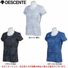 DESCENTE(デサント)グラフィックハーフスリーブシャツ(DAT5690W)スポーツ  レディース