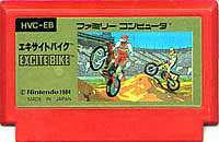 ▲【クリックポスト6個まで164円】FC ファミコン 任天堂 エキサイトバイク レースゲーム h-g-fc-102【中古】